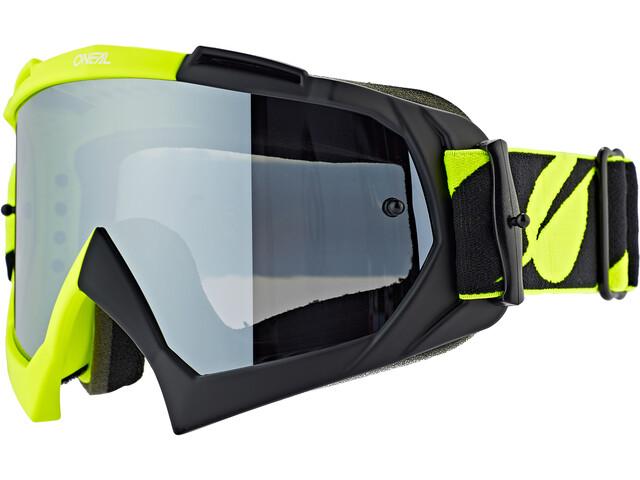 O'Neal B-10 Goggles, zwart/geel